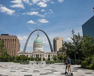 St. Louis, Missouri is our second largest office.